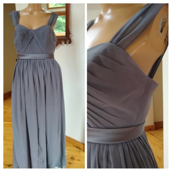 SORELLA VITA Dresses & Skirts - ⭐SOLD⭐Sorella Vita. Size 16. Gray formal